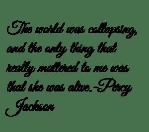 PercyJacksonQuotes