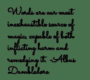 QuoteDumbledore