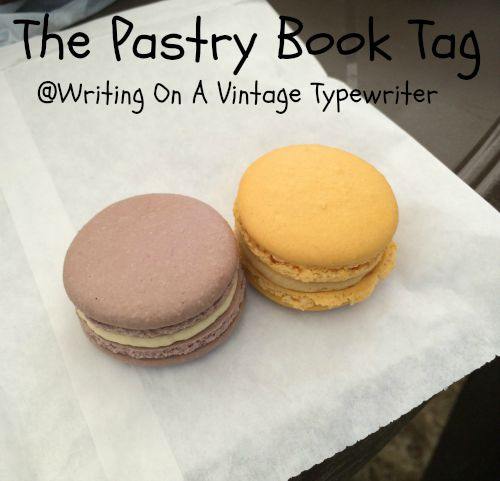 PastryBookTag